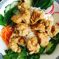 Kefir Fried Chicken Bun