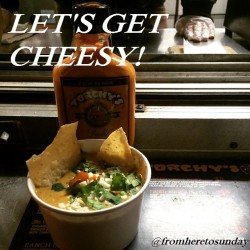 LET'S GET CHEESY