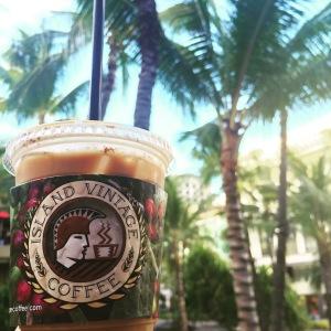 Hawaiian Honey Latte