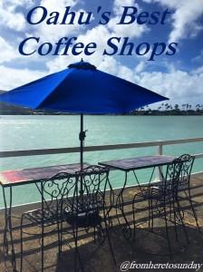 OAHU'S BEST COFFEE SHOPS Final