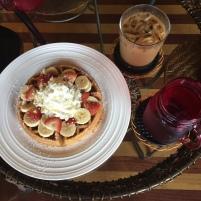 Waffle for Breakfast :)