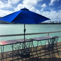 Waterfront Seating @ Island Brew