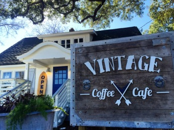 Vintage Coffee Cafe