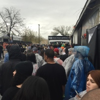 The Line at Fader Fort